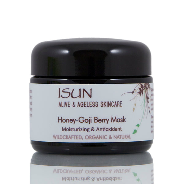 ISUN Skincare Honey-Goji Berry Face & Hand Mask