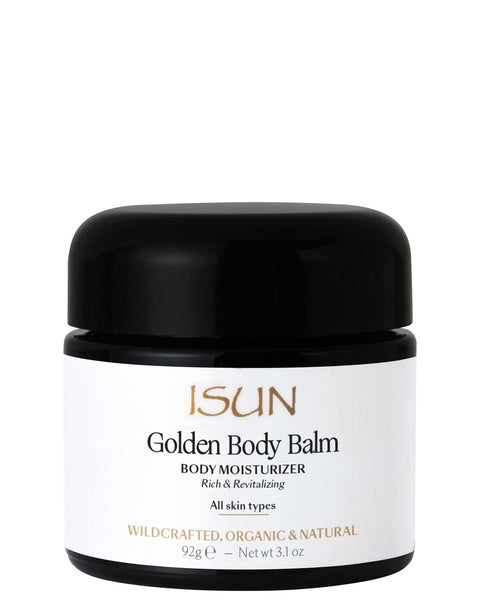 ISUN Skincare Golden Body Balm