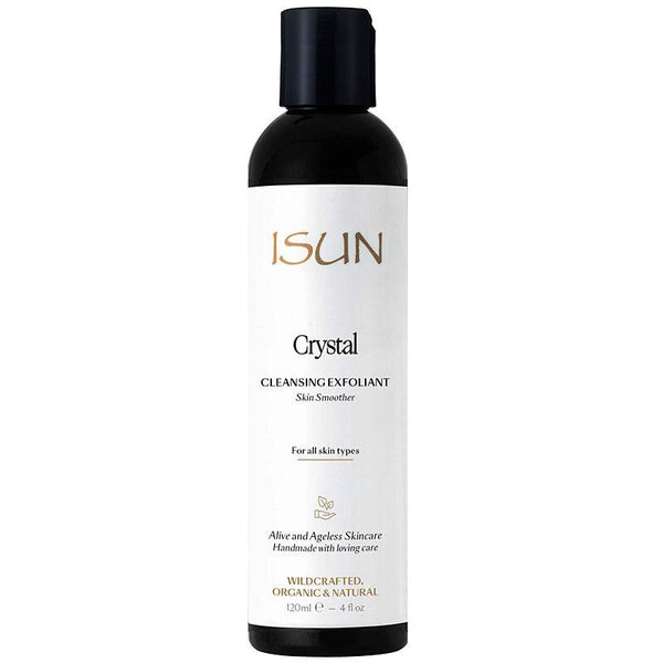 ISUN Skincare Crystal Cleasing Exfoliants