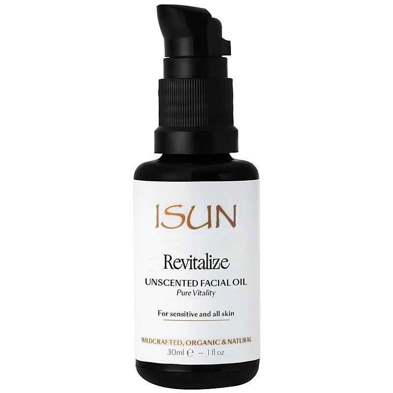 ISUN Revitalize Unscented Facial Oil