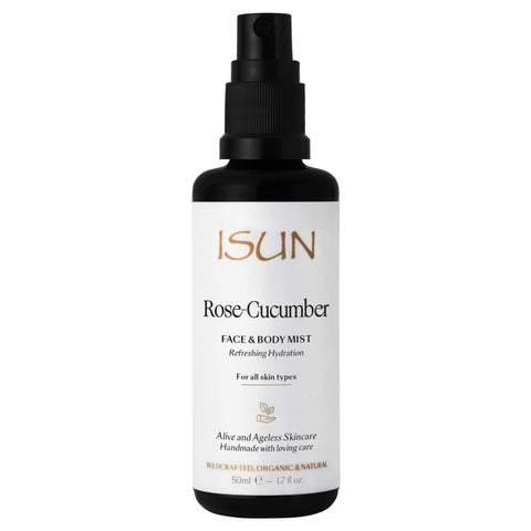 ISUN Rose-Cucumber Face & Body Mist