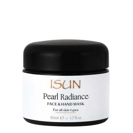 ISUN Skincare Pearl Radiance Face & Hand Mask