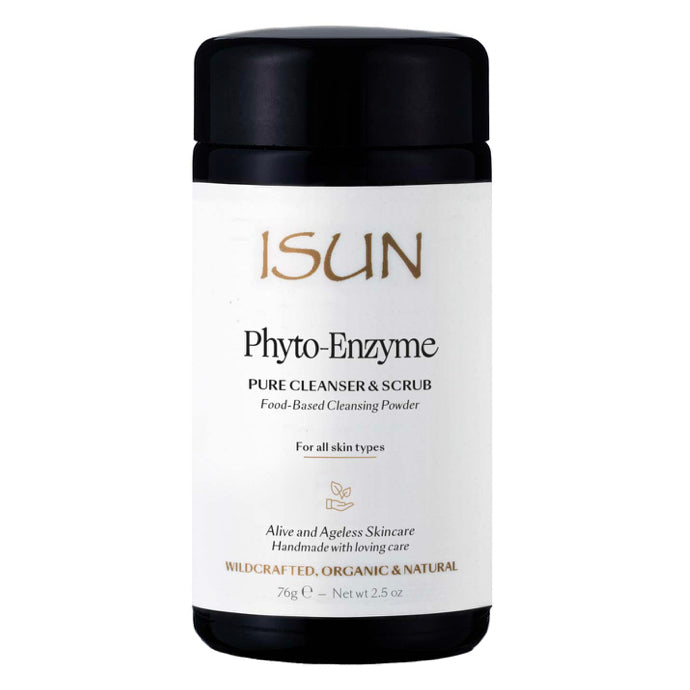 ISUN Skincare Phyto-Enzyme Cleanser & Scrub