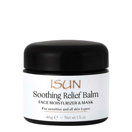 ISUN Soothing Relief Balm Facial Moisturizer & Mask