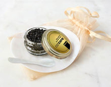 Load image into Gallery viewer, Crème by Cat Cora's White Sturgeon Caviar Gift Set