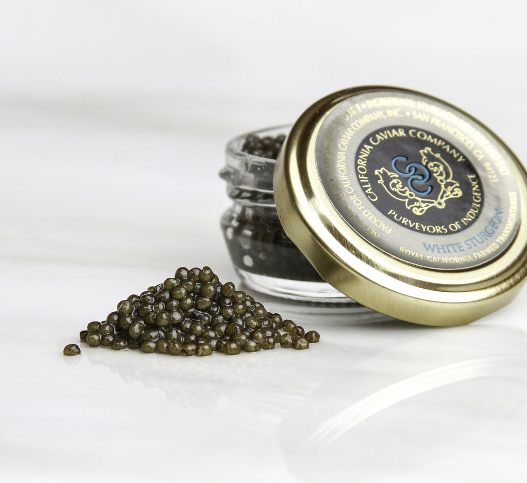 Royal White Sturgeon Caviar ...