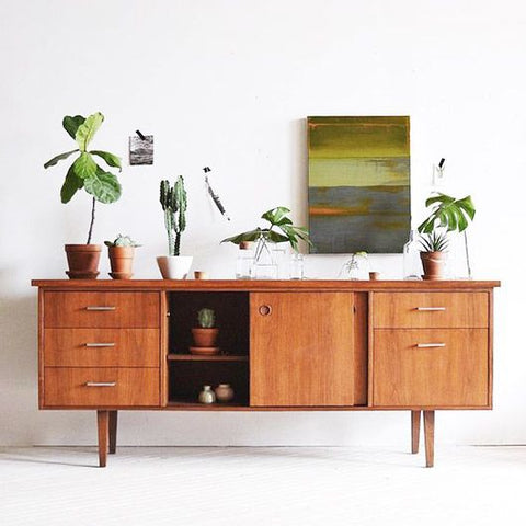 Mobilier style scandinave