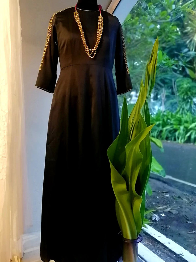 Dress Nidra silk