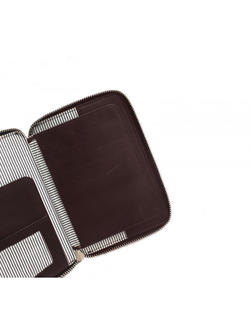 Zipper Passport Case