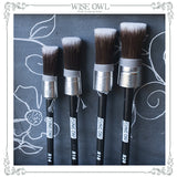 CLING ON PAINT BRUSH ROUND R14
