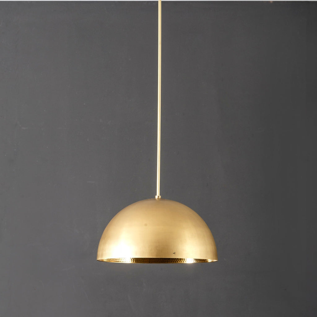 Dome lamp for home decor and home lighting