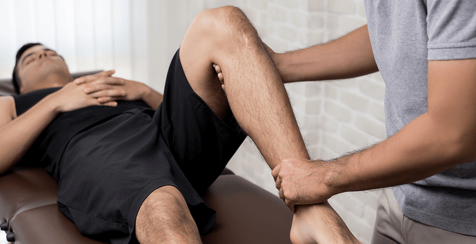 A Quick Guide to Knee Sprain Rehab