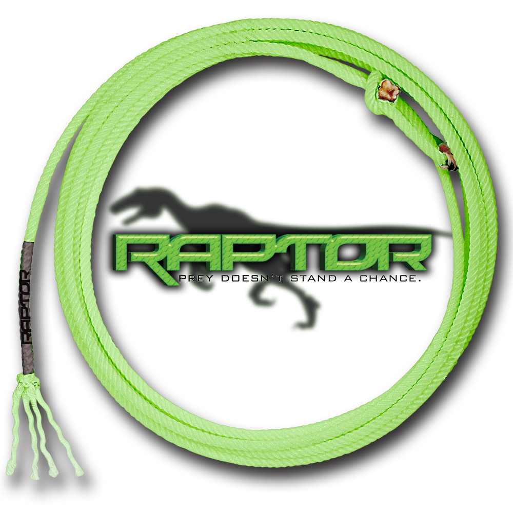 The Lone Star Raptor Heel Rope