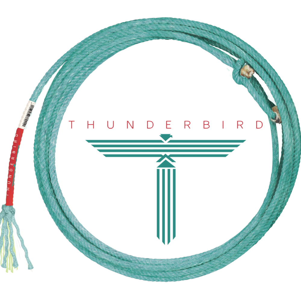 The Lone Star Thunderbird Head Rope