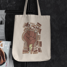 Load image into Gallery viewer, Anthony Eco Canvas Tote ( #WeWillBreathe)