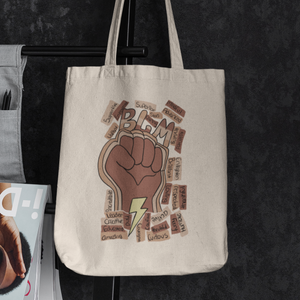 Anthony Eco Canvas Tote ( #WeWillBreathe)