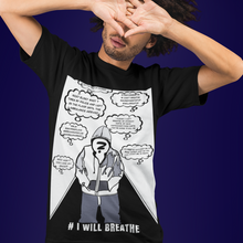 Load image into Gallery viewer, Justin Unisex T-Shirt ( #WeWillBreathe)
