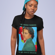 Load image into Gallery viewer, Antoinette Unisex T-Shirt (#WeWillBreathe)