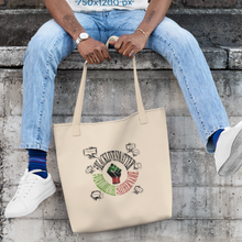 Load image into Gallery viewer, Ja'Neikie Eco Canvas Tote ( #WeWillBreathe)