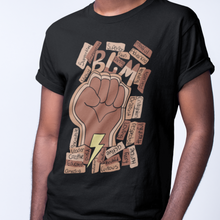 Load image into Gallery viewer, Anthony Unisex T-Shirt (#We will Breathe)