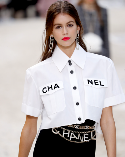 Chanel unveils its Balade en Méditerranée cruise collection online
