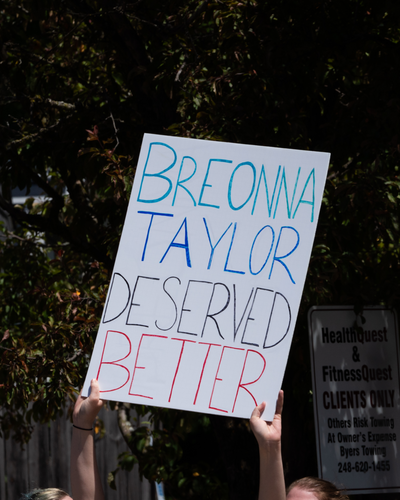 A New Law Named After Breonna Taylor