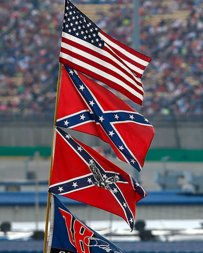 NASCAR Bans Confederate Flag at All Races