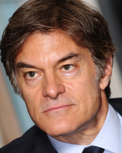Dr. Oz says his mom with Alzheimer's is 'not getting better'