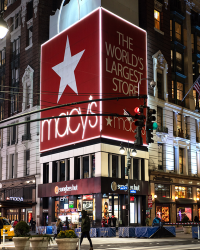 Macy's raises $4.5 billion to shore up funds as stores reopen, shares surge