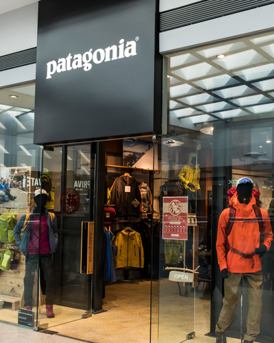 PATAGONIA CEO ROSE MARCARIO HAS STEPPED DOWN