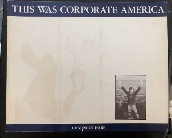 Photography Book on Corporate America by Chauncey Hare