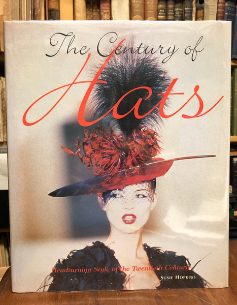 Fashion Book on Hats in the 20th century