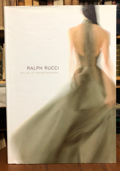 Ralph Rucci Fashion Book