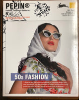 Pepin 50s Fashion book