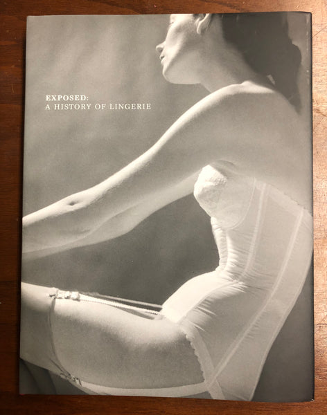 Hardcover book on the History of Lingerie
