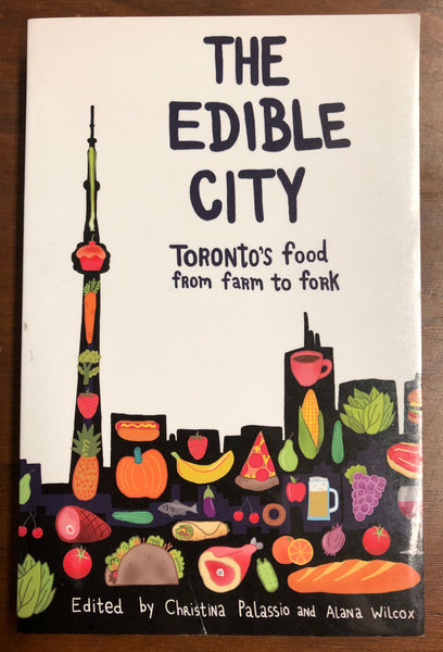 Toronto Food/Foodie Book