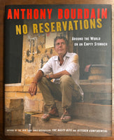 Anthony Bourdain No Reservations Book