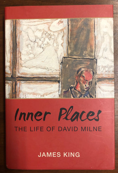 Canadian Art Book Inner Places on David Milne
