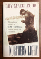 Book on the Mystery of Canadian art Tom Thomson and his Death