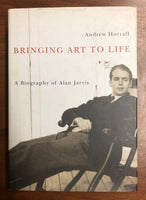Biography of Alan Jarvis Book