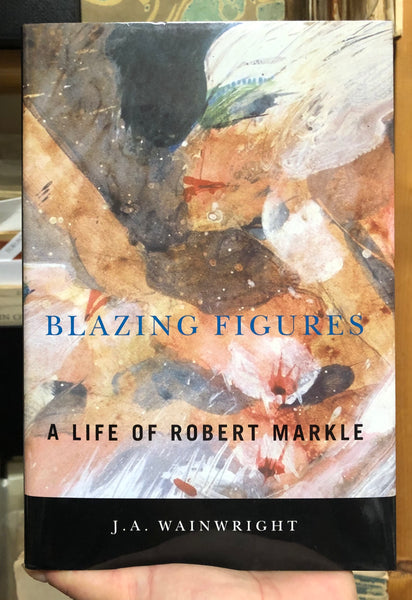 Book on Canadian Artist Robert Markle
