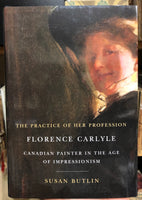 Canadian Art Book on Florence Carlyle