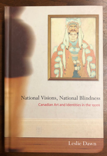 Book on Canadian Art & Identities in the 1920s