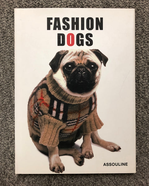 Fashion Dogs By Francois Baudot hardcover book