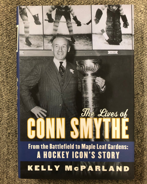 Hockey Book on Conn Smythe
