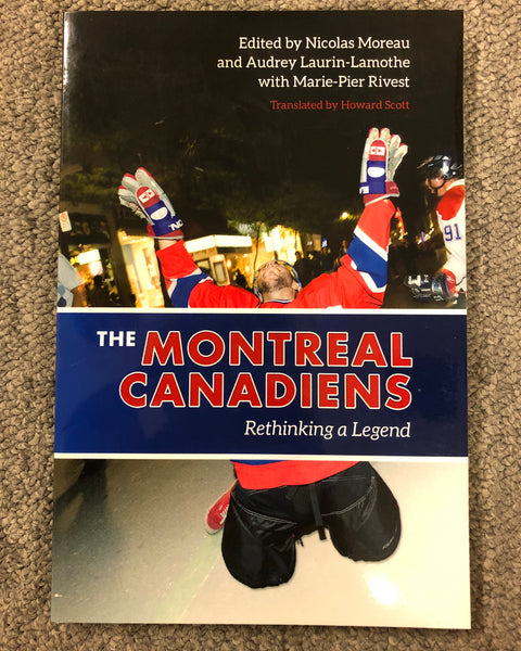 Hockey Book on Montreal Canadiens