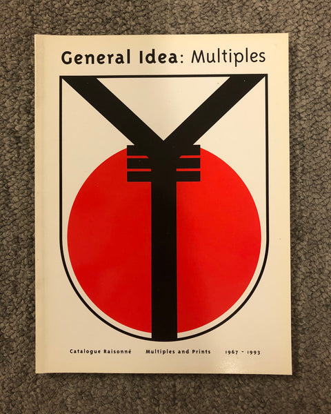 General Idea Book with a Limited Edition Multiple Laid in