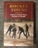 Hockey Book on Hockey Towns in Canada