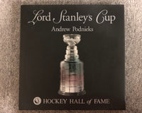Hockey Book on Lord Stanley's Cup