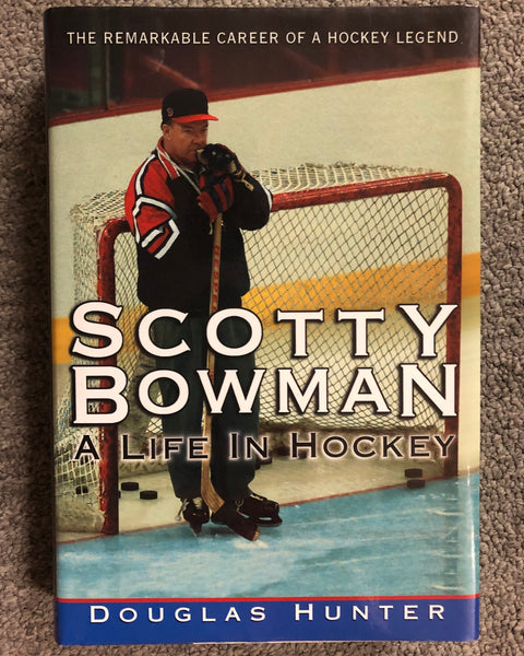 Scotty Bowman Hockey Book